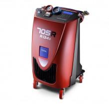 Автоклиматична станция за презареждане с фреон R134a