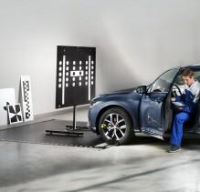 S12610 Базов комплект таргети за калибрация на предни и задни видеокамери на леки автомобили