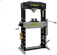 Хидравлична вертикална преса 50Т Rodcraft WP50P