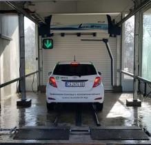 Безконтактна система за измиване на автомобили Leisuwash Leibao 360
