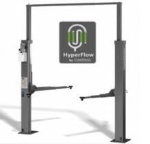 POWER LIFT HF 4000 DT Двуколонен хидравличен асиметричен подемник