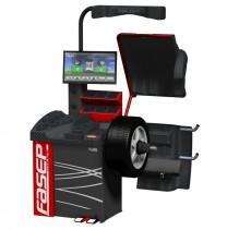 Диагностична автоматична безконтактна баланс машина за автомобилни колела V688.G3.PL.UT.3DS