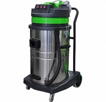 Wet vacuum cleaner Baiyun 70 lit. 3 turbins